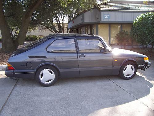 1988 Saab SPG