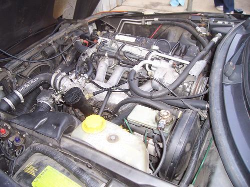 1988 Saab SPG motor